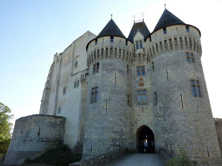 Château Saint-Jean à Nogent Le Rotrou (Eure et Loir)