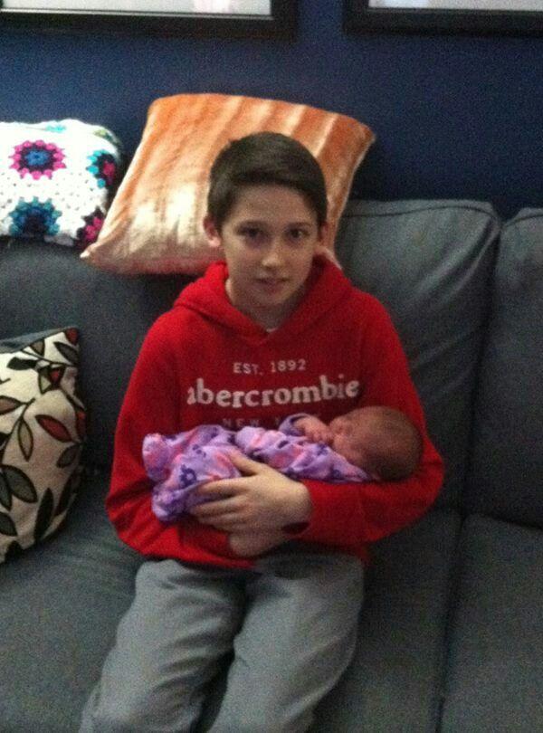 Nephew Will w/Natalie