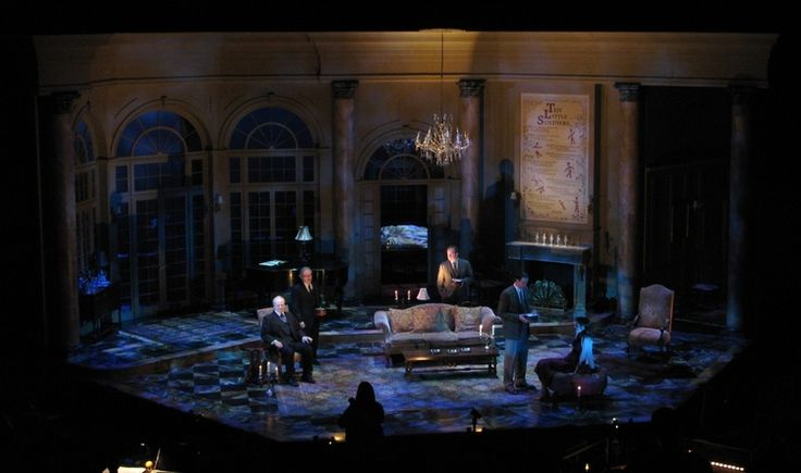 AND THEN THERE WERE NONE - ALLEY THEATRE - 2011