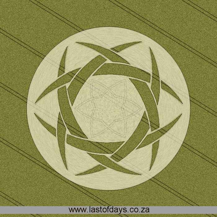 10 July 2010 - Guys Cliffe - Crop Circles 2014