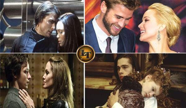Inilah 7 Selebritis Yang Merasa Jijik Saat Adegan Ciuman Dalam Film