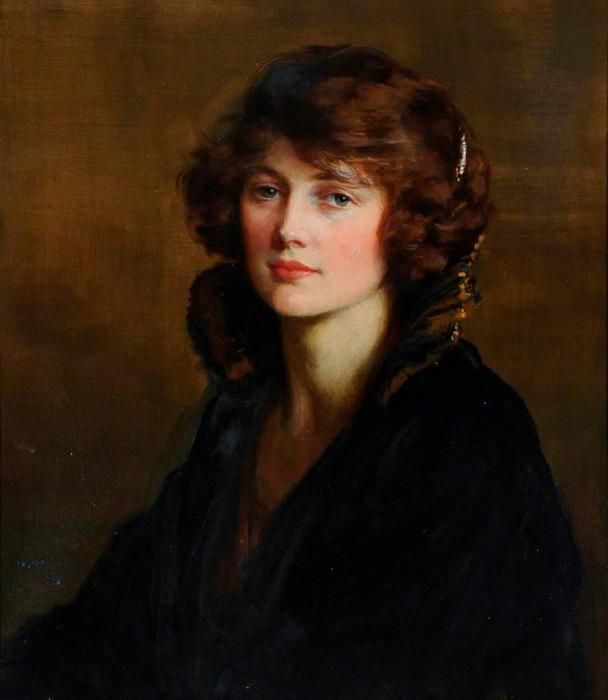 George Percy Jacomb-Hood, British artist (1857 – 1929)