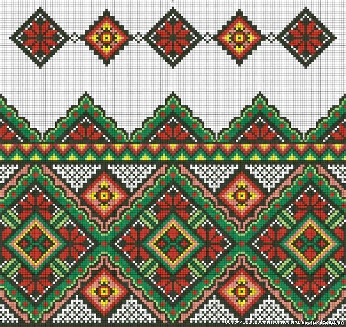 Gallery.ru / Фото #152 - Вышиванки - radost68