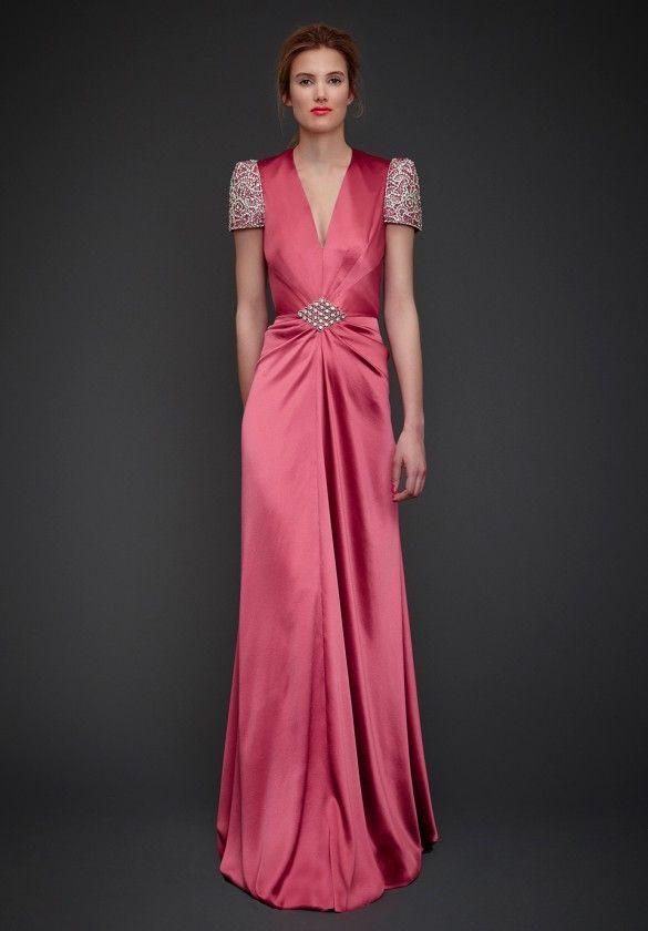 Mejores 172 imágenes de Jenny Packham en Pinterest | Vestidos ...