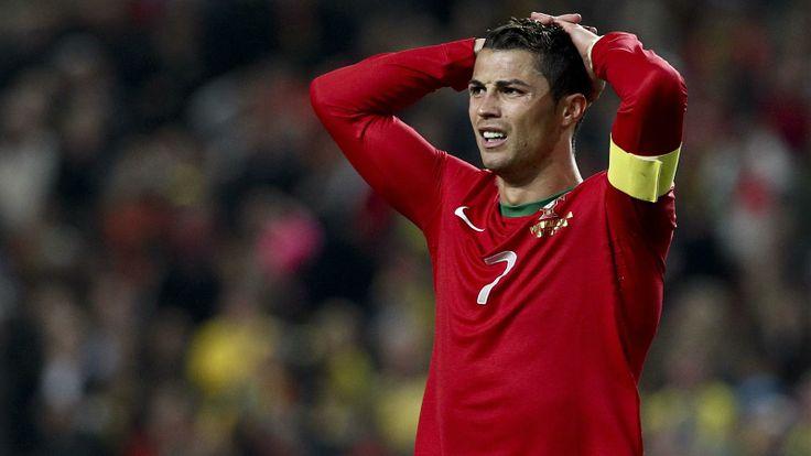 CdM 2014 : Cristiano Ronaldo s'avoue vaincu - http://www.europafoot.com/cdm-2014-cristiano-ronaldo-savoue-vaincu/