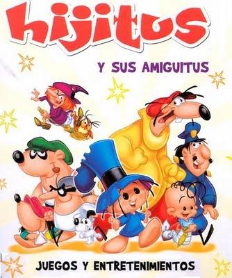 Hijitus y Larguirucho