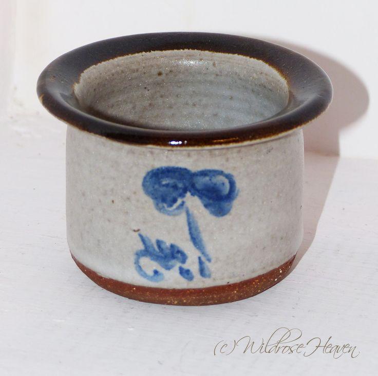 Gordon Pottery Salem Ontario Hand Thrown Bowl - 436 by WildroseHeaven on Etsy
