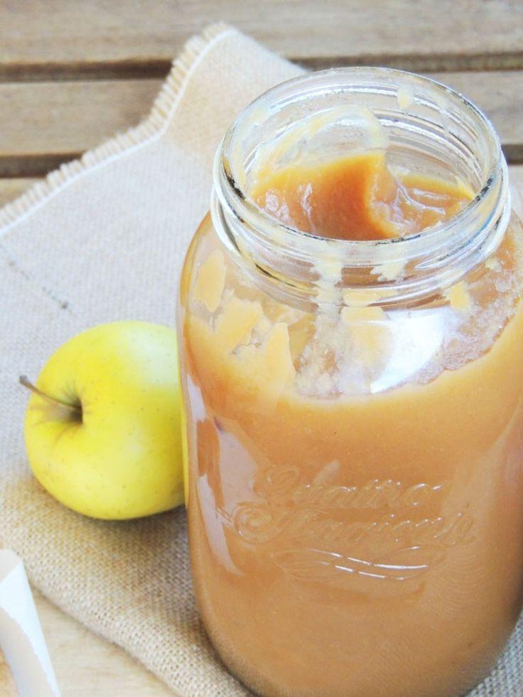 Apple Butter_Burro di Mele_Dolce Senza Zucchero