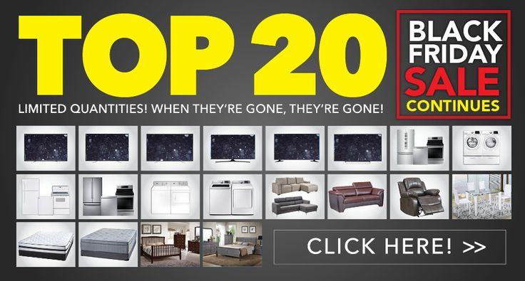 Our Black Friday Sale continues, don't miss our Top 20 deals!