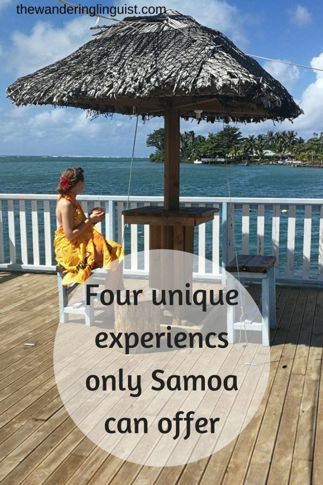 Four unique experiences to have in Samoa