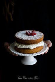 Victoria Sponge Cake | Los cerezos en flor