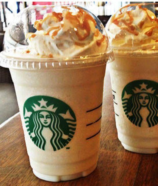 Butterbeer Frappuccino - Starbucks Secret Menu Item #harrypotter