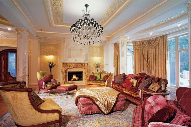 Plush and comfortable - this living room is indeed a striking corner of the house: https://www.mansionly.com/designer-profile/115/Marina+Putilovskaya?q=d #livingroom #homedecor #designers #interiordesign #interior #interiorstyle #interiorlovers #interior4all #interiorforyou #interior123 #interiordecorating #interiorstyling #interiorarchitecture #interiores #interiordesignideas #interiorandhome #interiorforinspo #decor #homestyle #homedesign