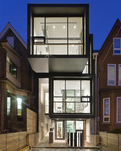 Pachter Residence - Toronto, Canada