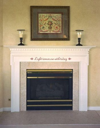 34 Best Images About Fireplaces On Pinterest Home Improvements Mantels And Mantles