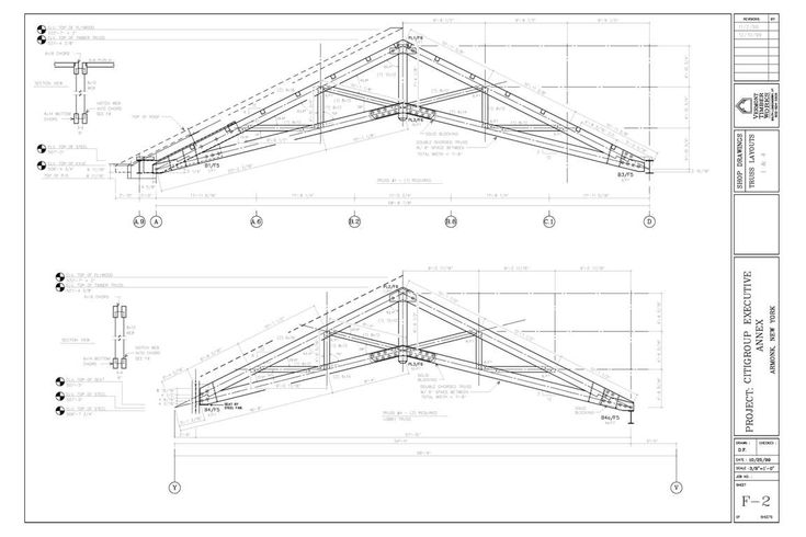 60 best images about drafting and construction on for Truss plan
