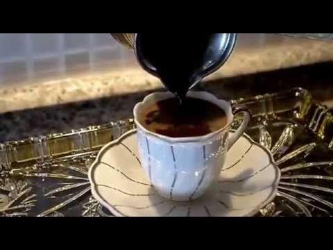 Как заварить КОФЕ по-ТУРЕЦКИ? How to make turkish coffee? türk kahvesi nasıl yapılır? - YouTube