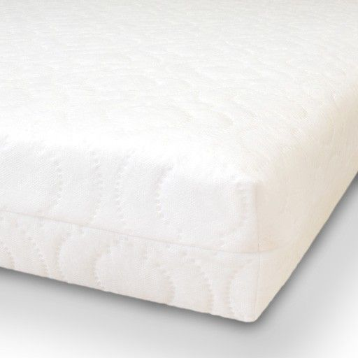 Quilted Cot Bed Mattress 70 X 140 5cm