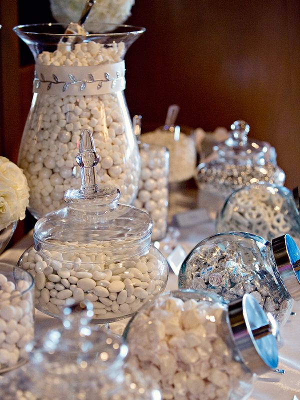 White Candy Bar | Joanna Moss Photography | www.joannamossphotography.com