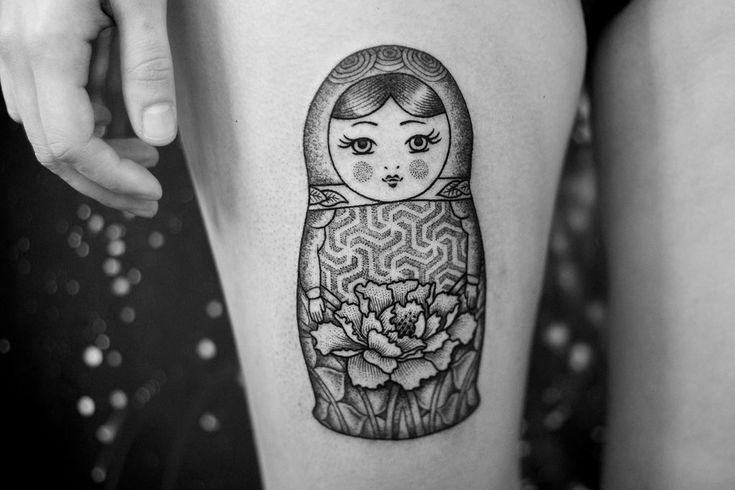 Matryoshka doll by 23Dogma