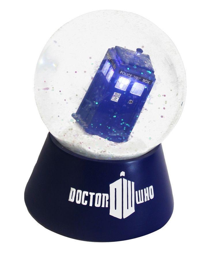 Doctor Who Snow Globe | Galaxies & Glitz | Pinterest | Doctor Who, Doctor who tardis and Tardis