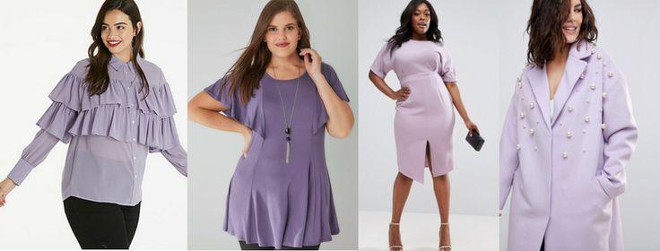 Ladies In Lavender: Trend Report