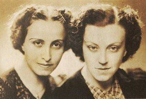 Hadije and Selma Sultans - the daughters of Sultan Murad V