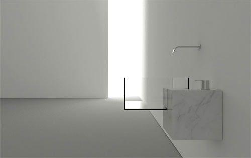 Oltre 10 fantastiche idee su bagno minimalista su for Arredo bagno ostia