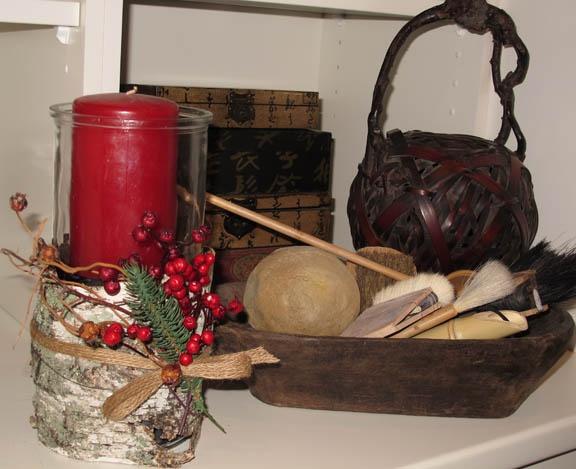 Donna Watson Christmas decor