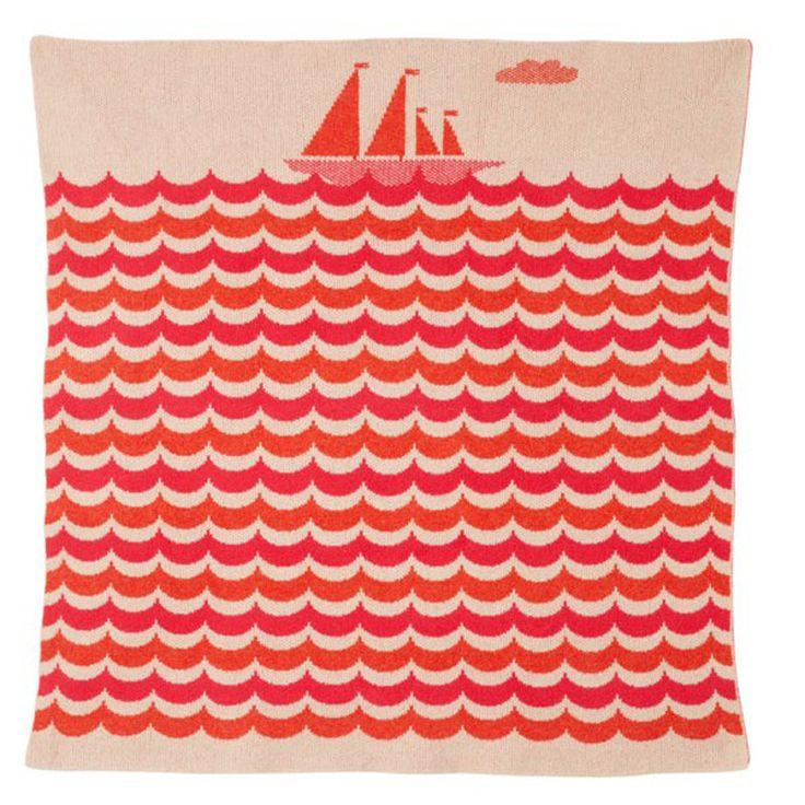 boat blanket: Boats, Wilson Boat, Blankets, Boat Mini, Donna Wilson, Boat Blanket