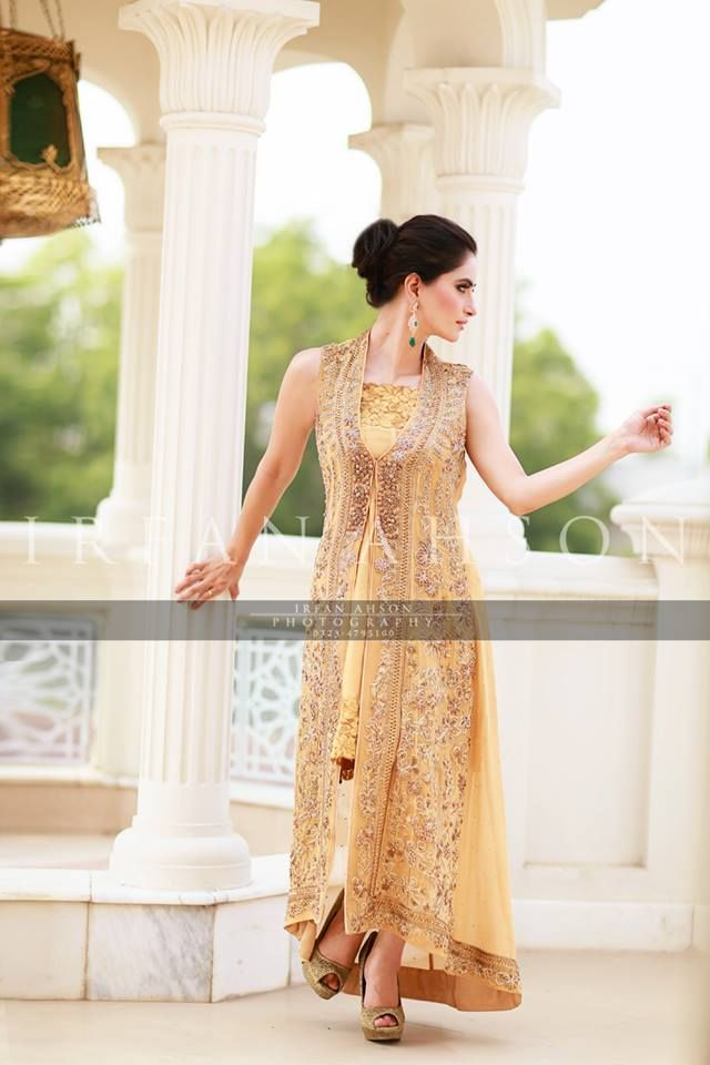 Pakistani Gown Outfit