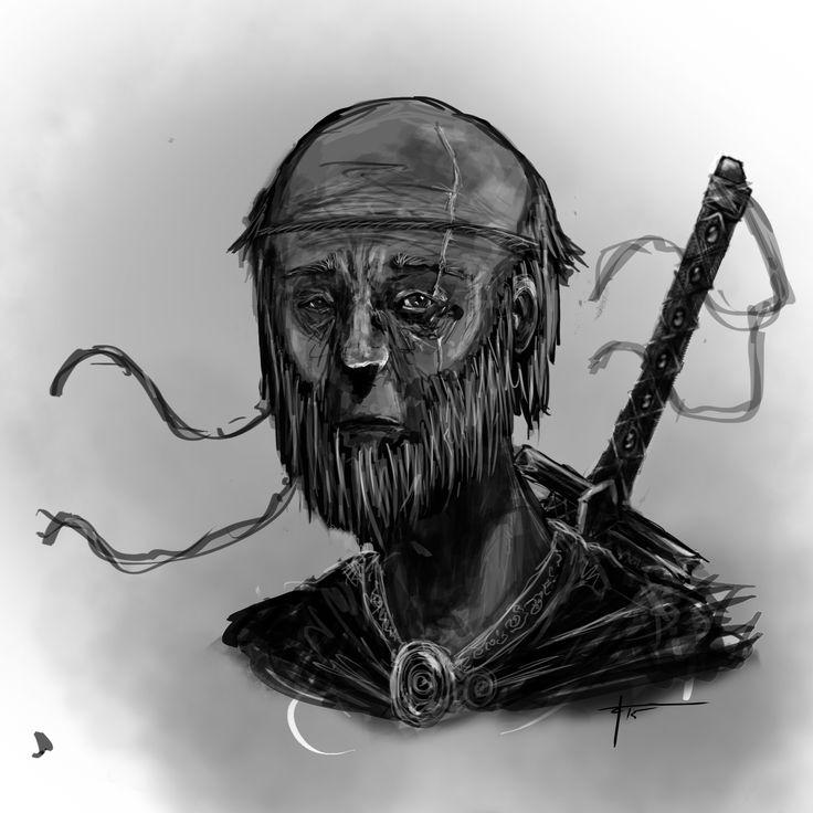 An Old Warrior - Imgur