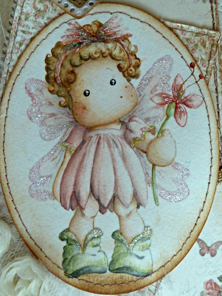 Magnolia cards by Barbara GR