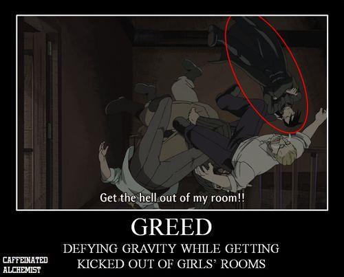 Lol greed and fullmetal alchemist image fullmetal - Fma funny pics ...