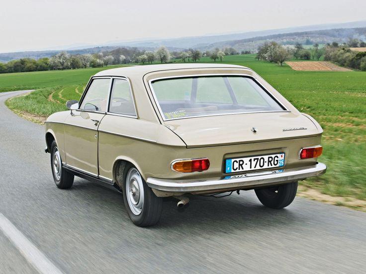 Торпедо Peugeot 204 Coupé '1966–70