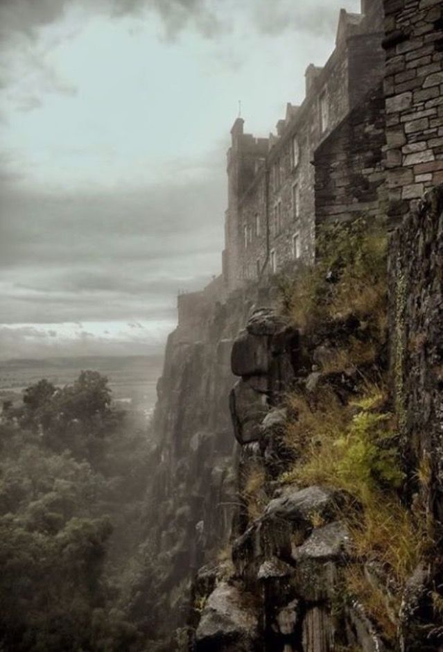 Dramatic Stirling Castle