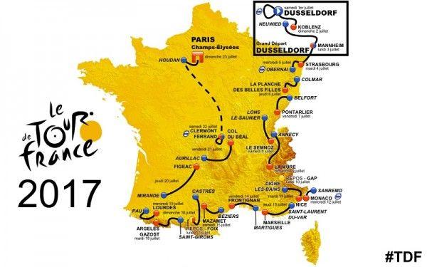 Colaj Educativ: Le Tour de France