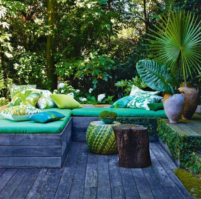 NEUTRAL HEAVEN - Interior Design and Mood Creation: The Bohemian Garden