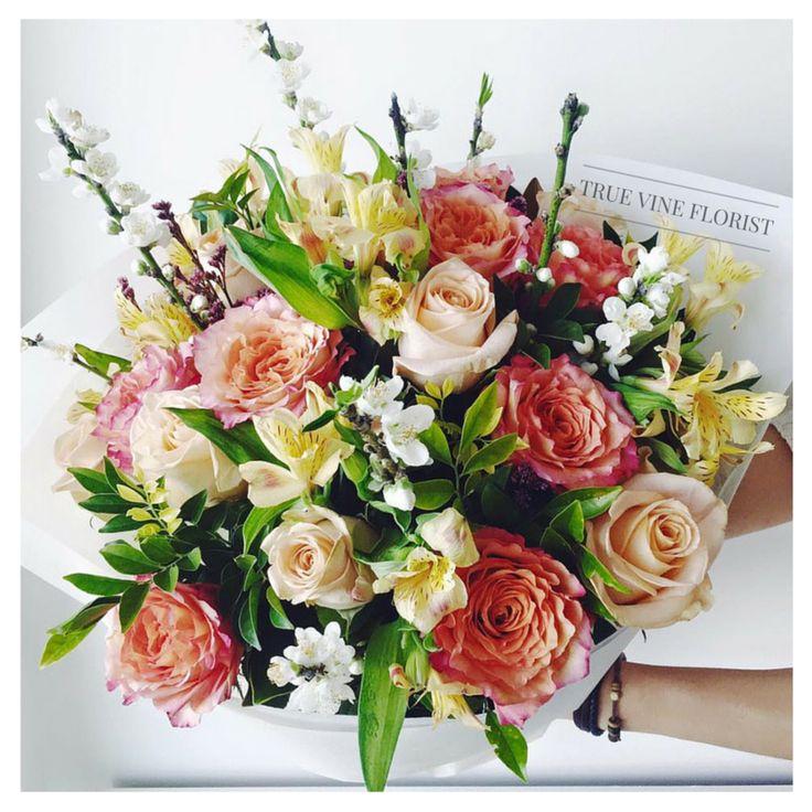 True Vine Florist. Florist Based in Sydney Inner West. Order yours today. #sydneyflorist #sydneyflowers #bouquet #flowers #happyflowers #beautifuflowers #floral #flowerarrangement #floraldesign #sydney #flower #rose #present #truevineflorist #prettypresent #flowergift #flowerdelivery #roses #weddingbouquet #happyflowers #orangeroses #yellowroses#happyflowers #flowerbouquet #bunchofflowers #rose #yellowflowers #sydneyflowerdelivery #cherryblossom #astromeria #orangeflowers #sydneywedding