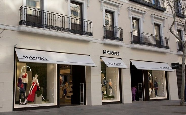 Mango unveiled its new Spanish flagship store in Madrid, in one of the most prestigious districts of the European capital. The new location opened at Calle de Serrano, 60 spanning 2,000 square metres spread across four floors. The establishment at Serrano houses Woman, Man and Kids lines.  #Mango #Madrid #thelocationgroup #shopopening #storeopening #elocations