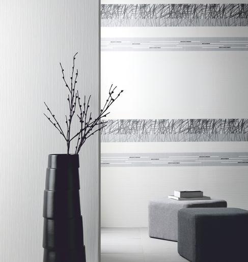 97 besten wallcoverings black white bilder auf pinterest sevilla. Black Bedroom Furniture Sets. Home Design Ideas