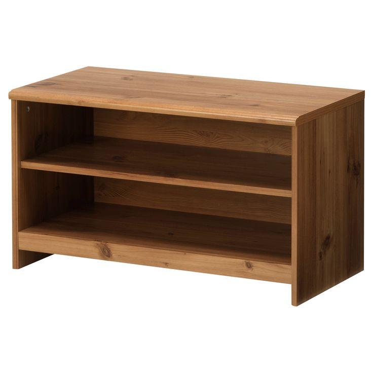 grevb ck bench with shoe storage ikea dorm. Black Bedroom Furniture Sets. Home Design Ideas