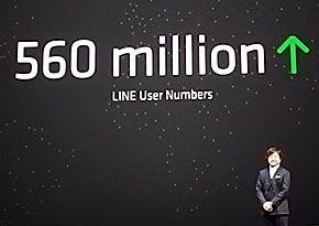 """決済サービス、タクシー配車、音楽……LINEは新サービスを通じ、ユーザーの""""リアル""""に深く食い込もうとしている。"""