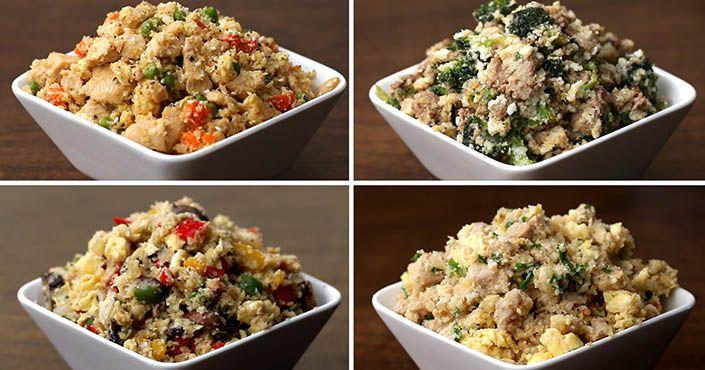 Rizoto bez ryže? Nahradí ju karfiol! Pripravte si ho na štyri chutné spôsoby. Ak hľadáte neobyčajné fitrecepty, ste na správnom mieste. Recepty, postupy