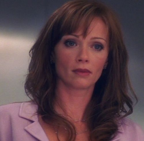 Lauren Holly as Jenny Shepard, Director NCIS