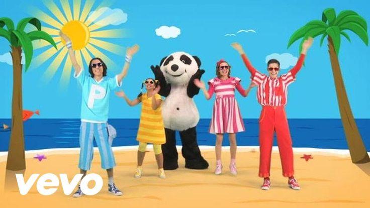 Panda e Os Caricas - Vamos De Férias