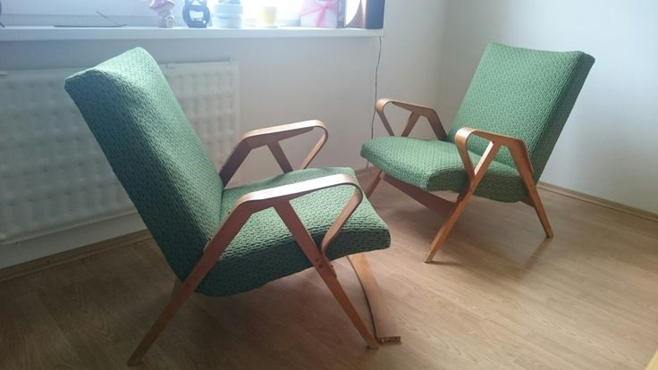 Tatra bent-ply rare chairs