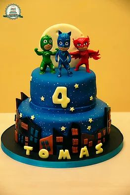 Cake 4U2 Take | PJ Masks