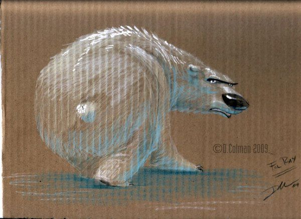 The Art Of Character Design With David Colman Download : Best images about creature design bears on pinterest