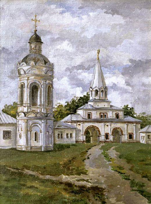 ' Коломенское ' - Н. Новикова.| | искусство | Постила